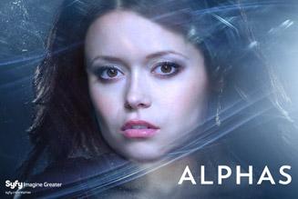 Summer Glau Guest Star Alphas